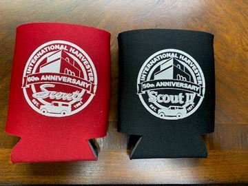 Picture of Scout & Scout II Anniversary Koozies!