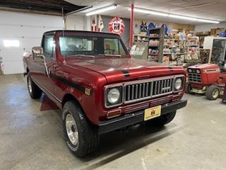 Picture of 1976 Scout II Terra Turbo/Diesel Automatic RARE! SOLD