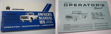 Picture for category Owners/Operators Manuals - Light Truck
