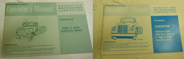 Picture for category Owners/Operators Manuals - Truck