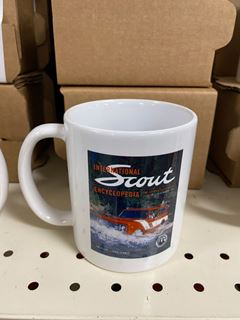 Picture of Scout Encyclopedia Coffee Mug !