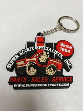 Picture of Super Scout Specialists  Keychain